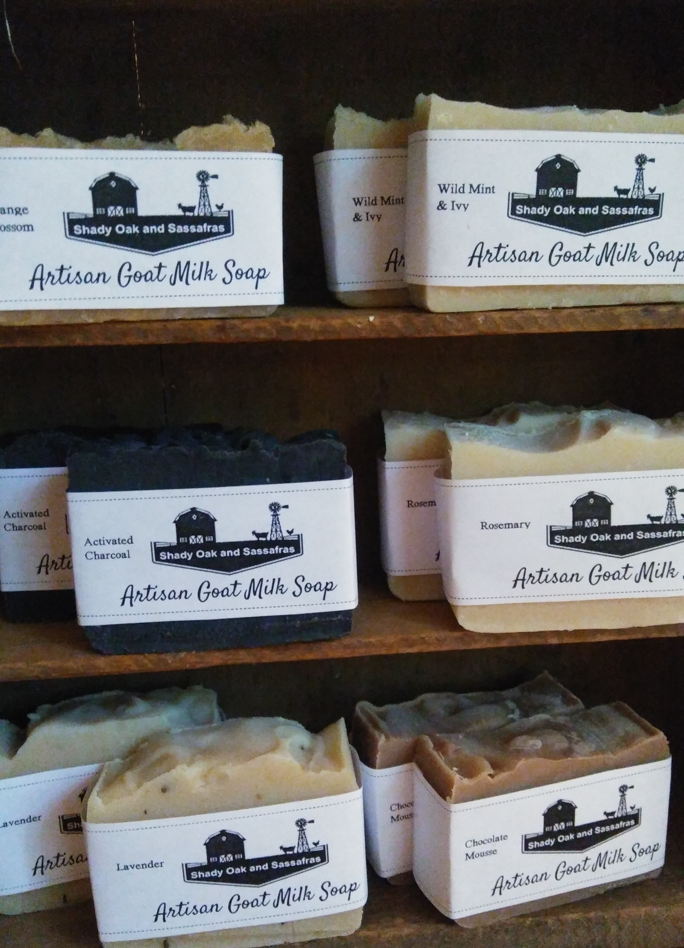 My favorite goat milk soap recipe- simple and perfect every time!